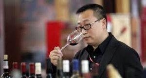 vino italiano in Cina